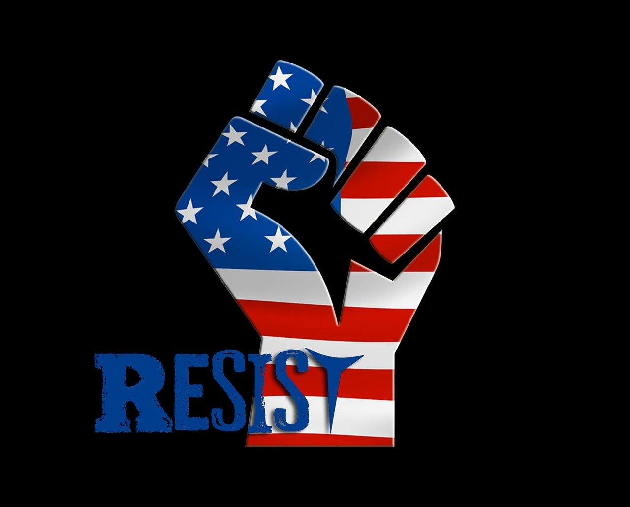 trump, donald trump, resist
